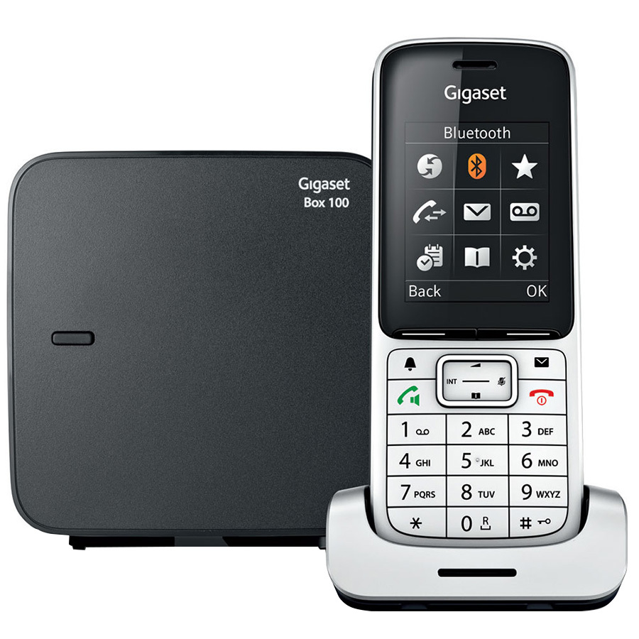 Gigaset SL450 GO Telsiz (Dect) IP Telefon